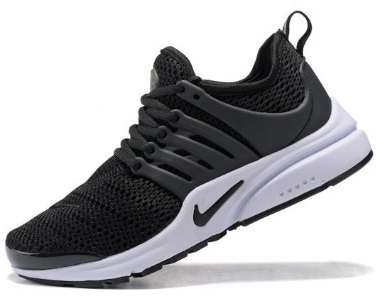 Mens & Womens (unisex) Nike Air Presto Black White Black 36-46 Japan